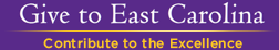 Give to East Carolina
